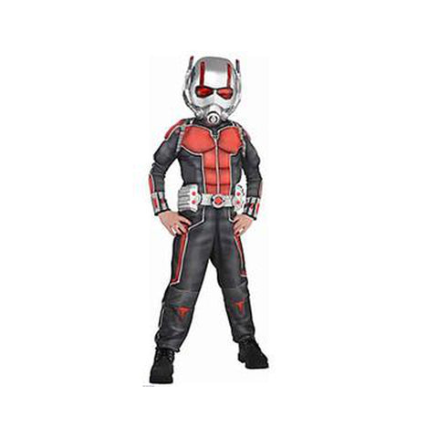 Little Boys Ant-Man Muscle Costume