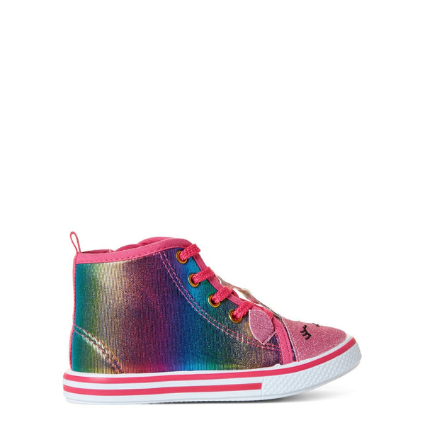 Unicorn High-Top Sneakers