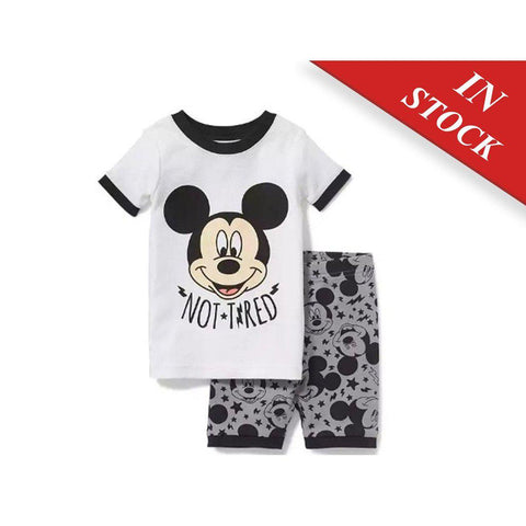2-Piece Disney© Mickey Mouse Sleep Set For Toddler & Baby - BABYJOX