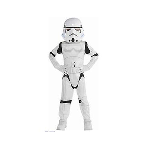 Little Boys Stormtrooper Costume - Star Wars