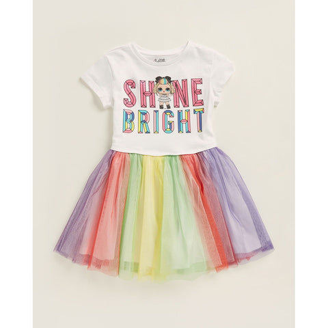 Rainbow Shine Dress