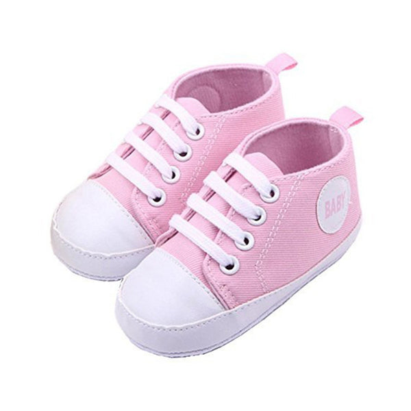 Cute Infant Toddler Baby Soft Sneaker