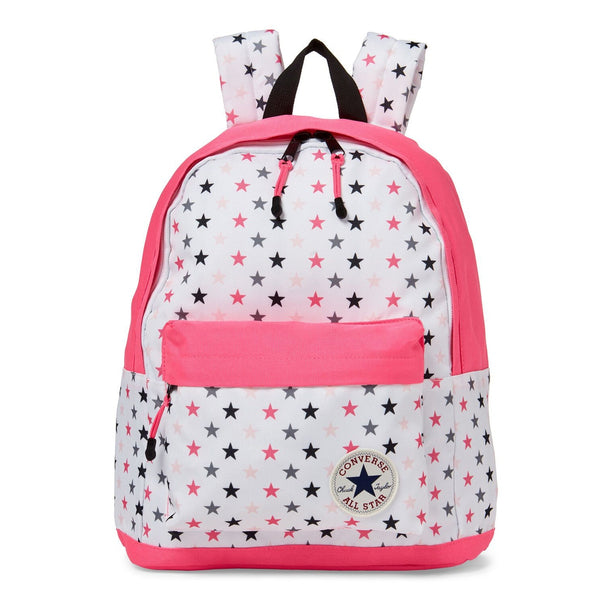 Pink Pow Star Backpack