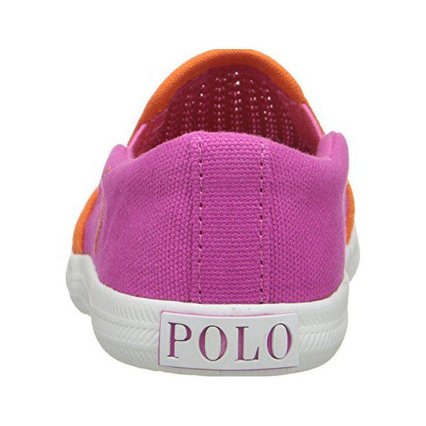 Polo Ralph Lauren Kids Mesh Fashion Sneaker