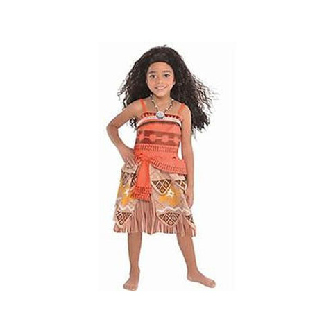 Toddler Girls Moana Costume
