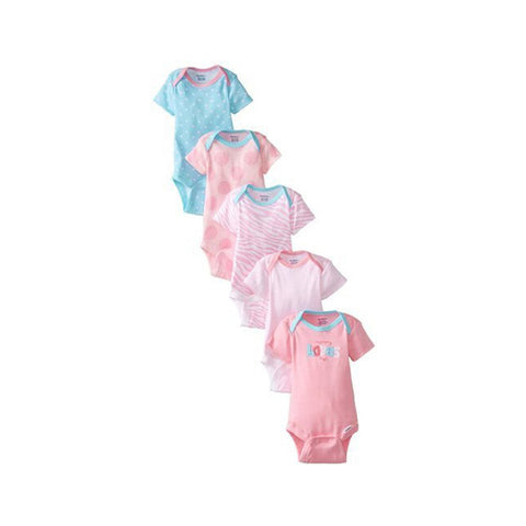 Baby Girls Variety Bodysuits