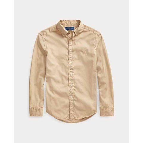 Cotton Twill Shirt
