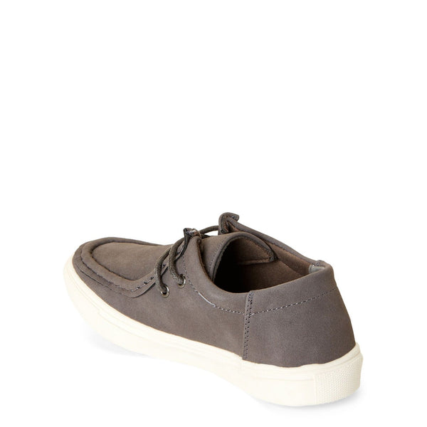 Grey Gadwell Moccasin Sneakers