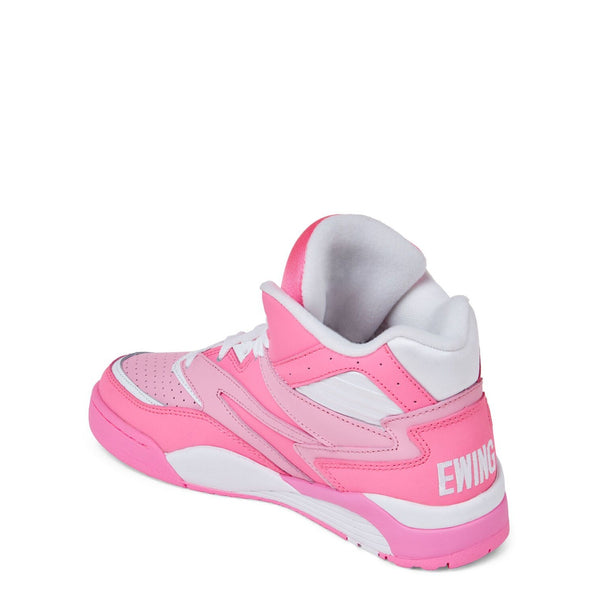 Pink & White Sport Lite High-Top Sneakers