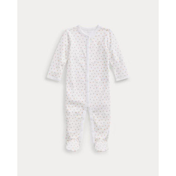 Floral Cotton Coverall