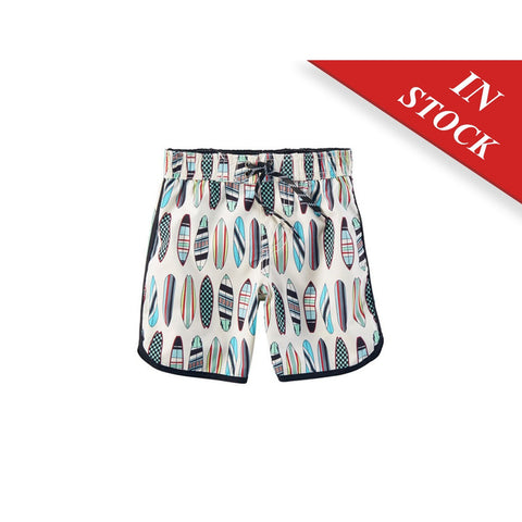 Carter'S Surfboard Swim Trunks - BABYJOX