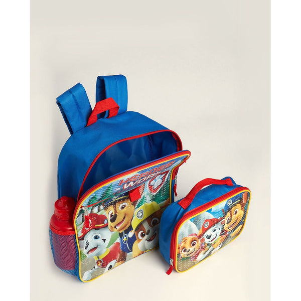 5-Piece Heroes Work Together Backpack Set