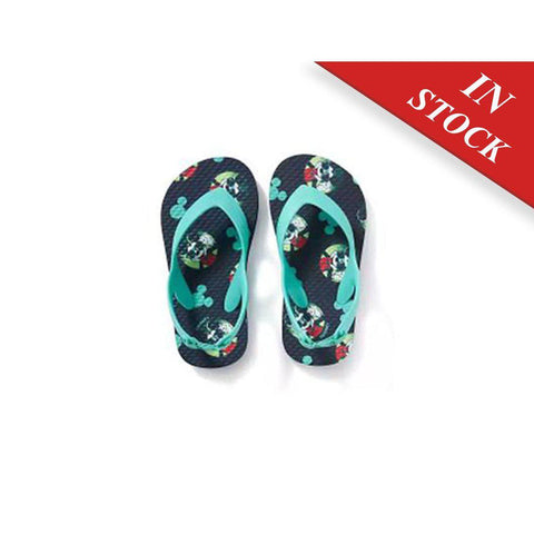 Disney Mickey Mouse Flip-Flops for Toddler Boys