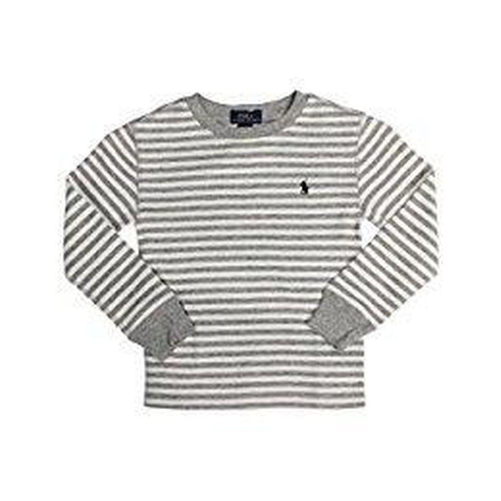 Ralph Lauren Little Boys' Long Sleeve Shirt