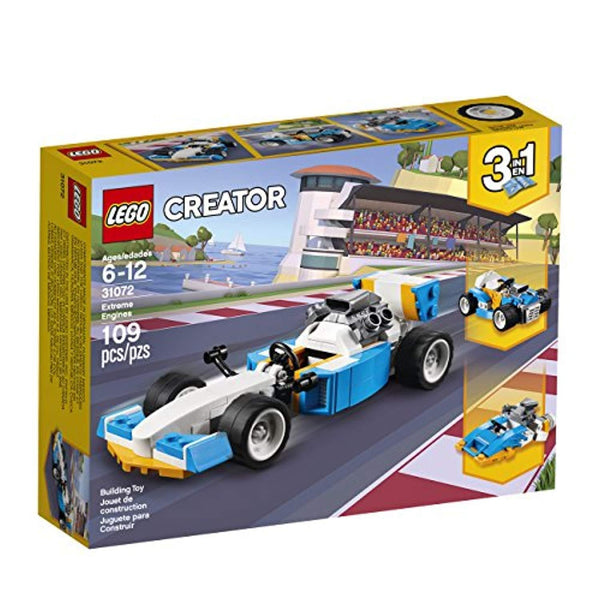 LEGO Creator 3in1 Extreme Engines 31072 Building Kit (109 Piece)