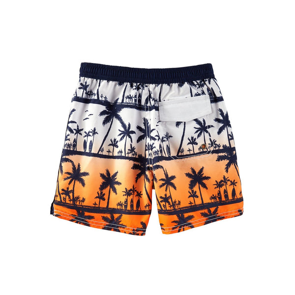 Oshkosh Palm Print Swim Trunks