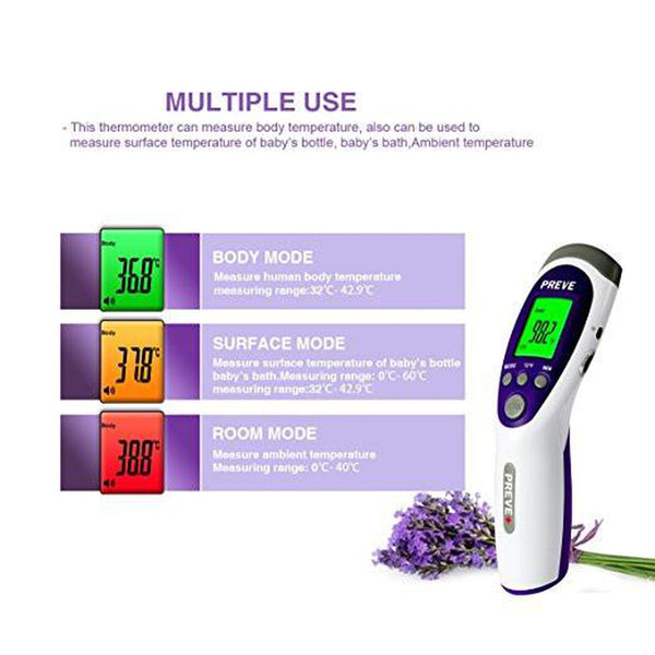 Medical Clinical Forehead Thermometer