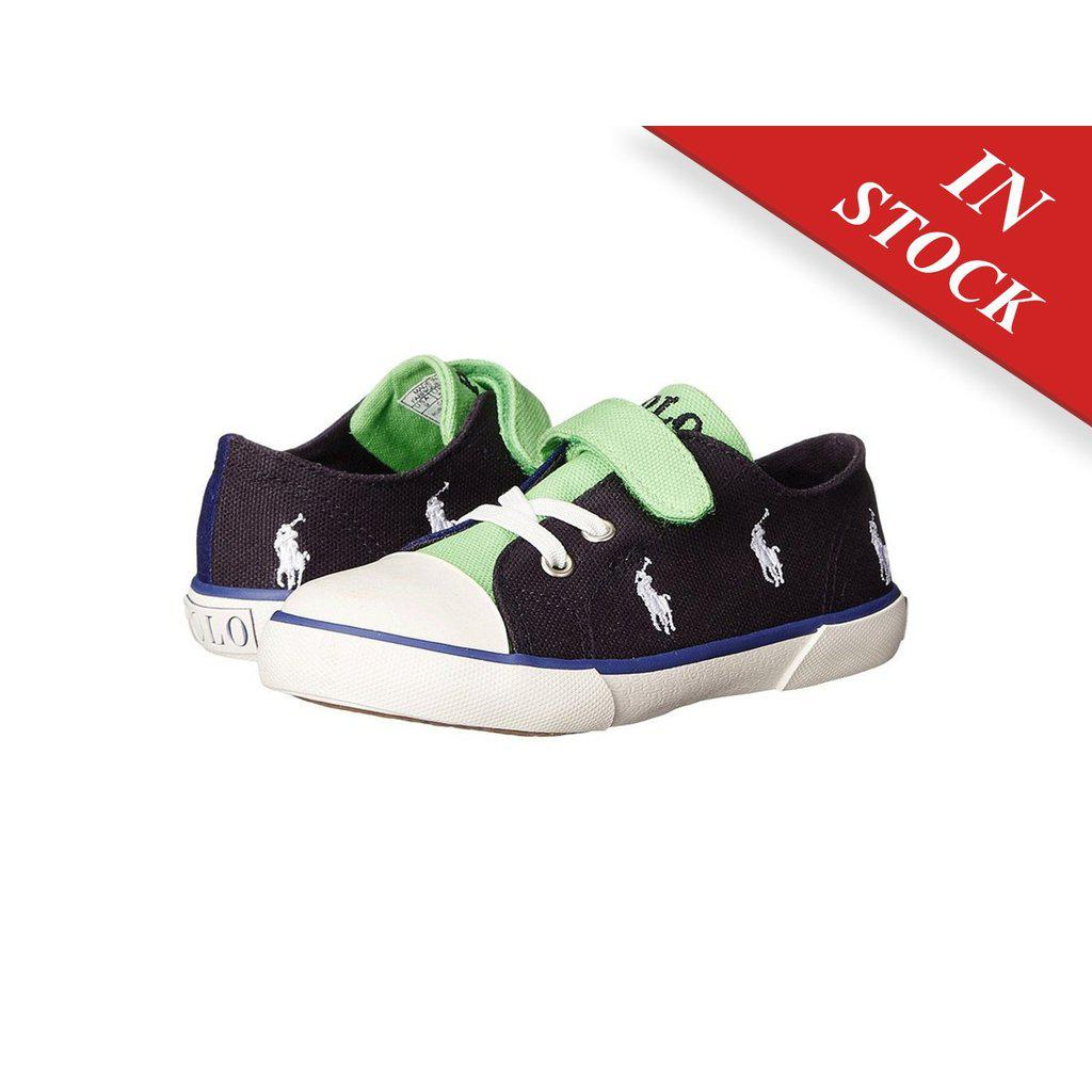 Polo Ralph Lauren Kids Kody Fashion Sneaker