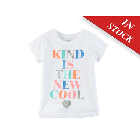 Kind Is The New Cool Graphic Tee