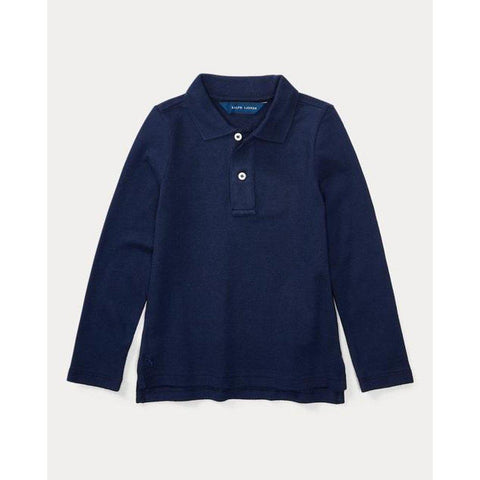 Long Sleeve Uniform Polo