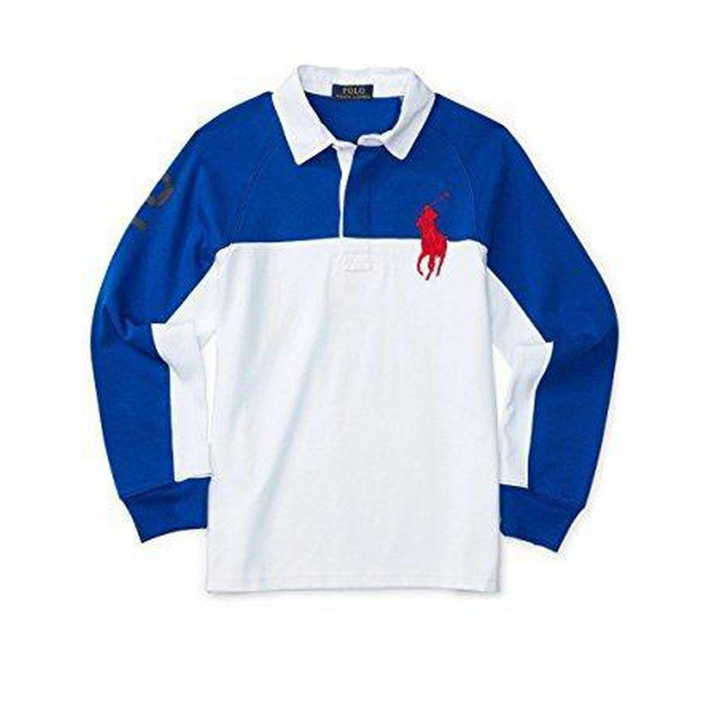 Cotton Jersey Rugby Polo