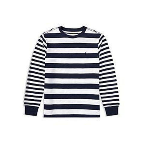 Polo Ralph Lauren Little Boys' Long Sleeve Shirt, Striped