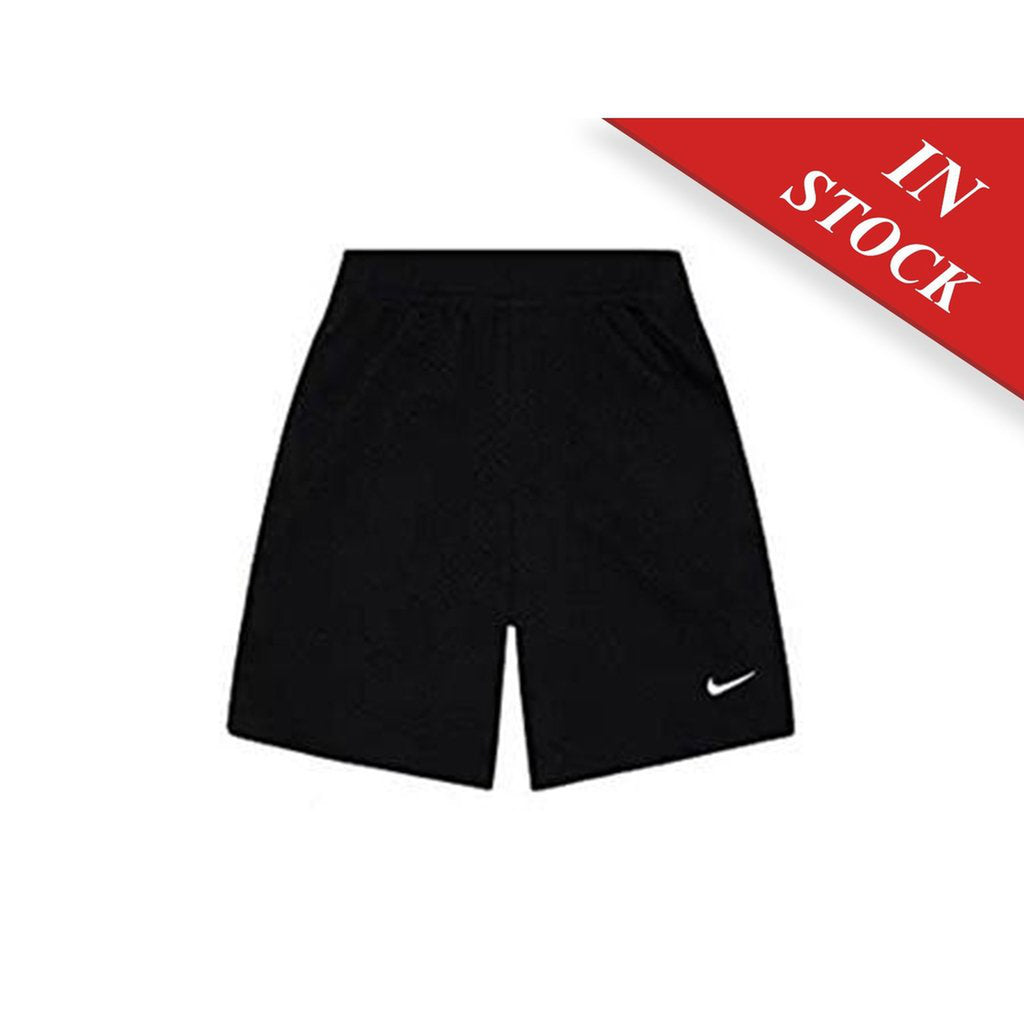Nike Toddler Boys Black Athletic Mesh Shorts