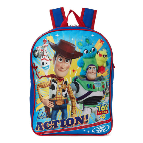Blue Character Backpack