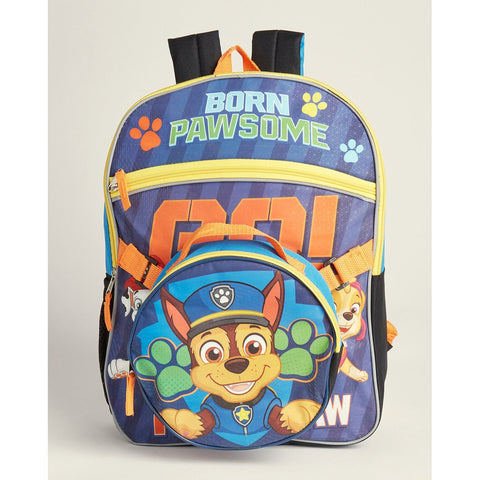 Born Awesome Backpack & Lunch Box Set