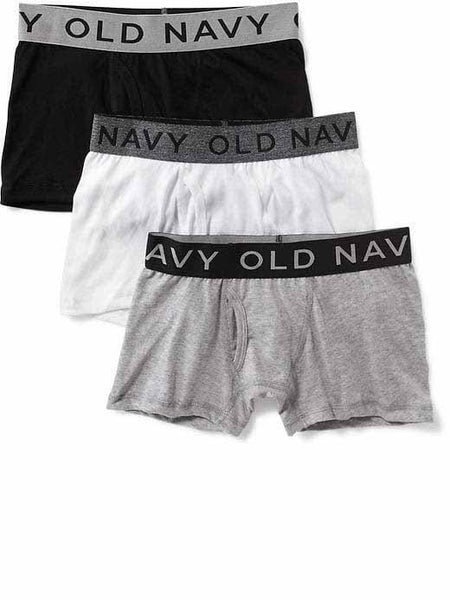 Boxer-Briefs 3-Pack for Boys