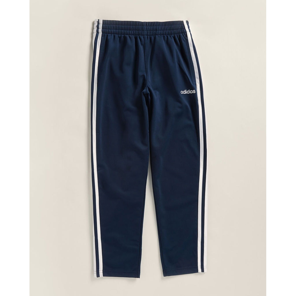 Collegiate Navy 3-Stripe Tricot Pants