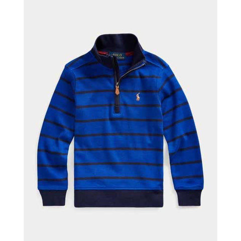 Cotton Interlock Pullover