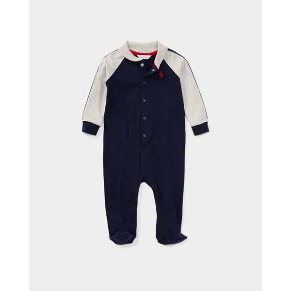 Cotton Jersey Coverall