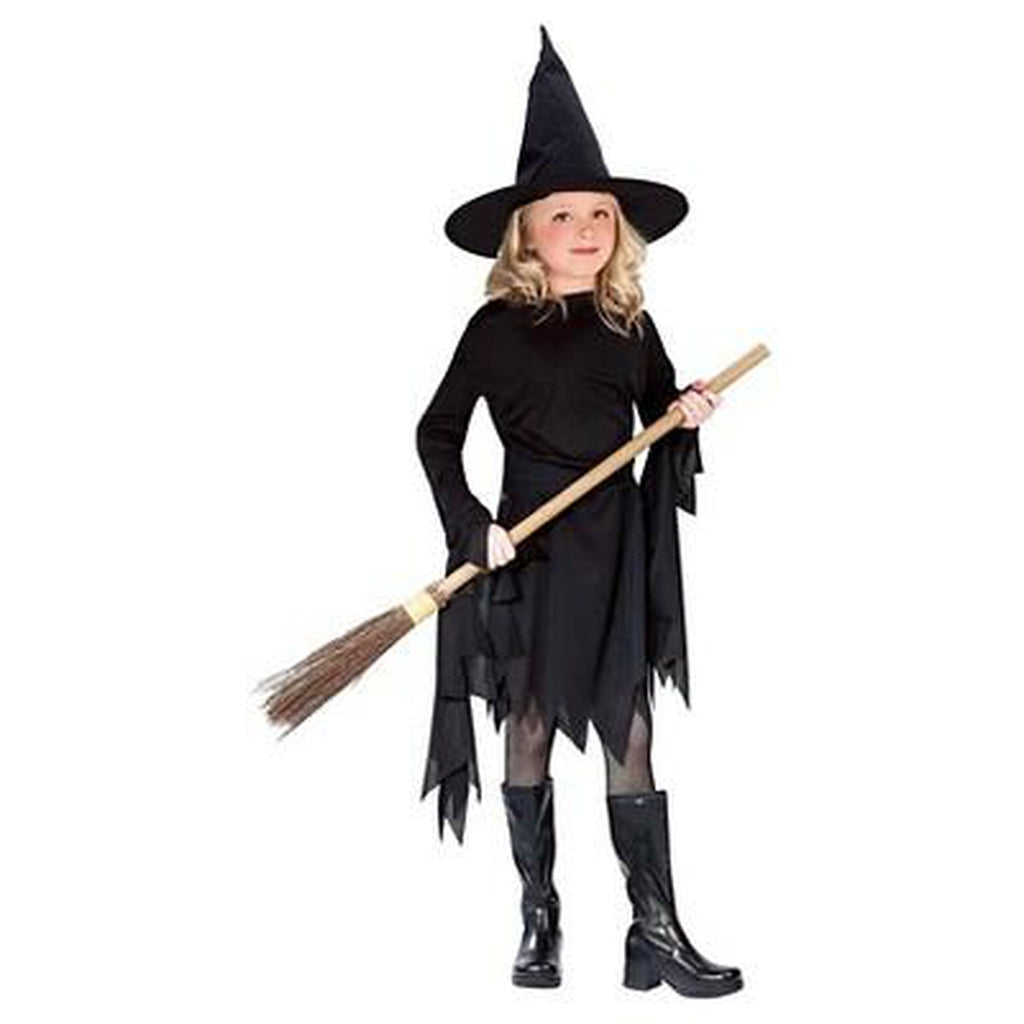 Girls' Witchy Witch Costume