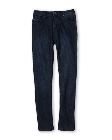 Greenwich Washed Slim Fit Jeans