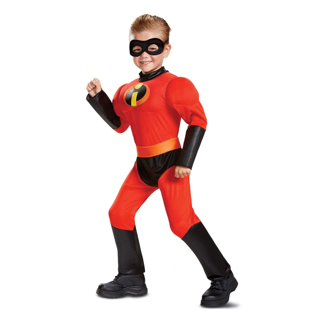Incredibles 2 Toddlers' Muscle Costume - Disguise