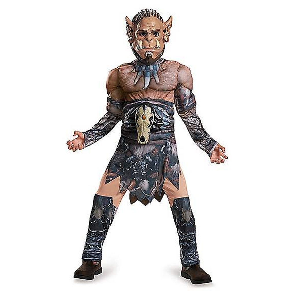 Kids Durotan Costume – World of Warcraft