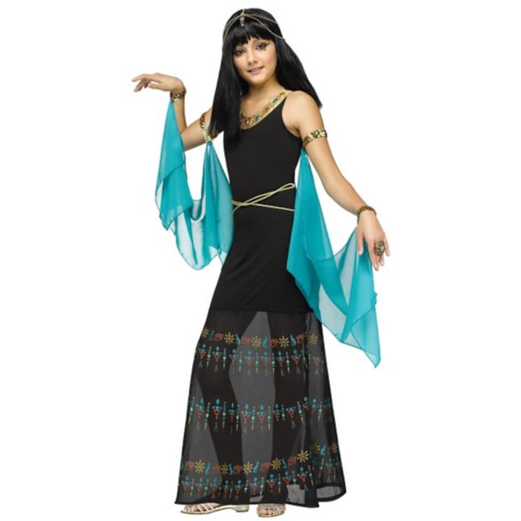 Kids Egyptian Queen Costume