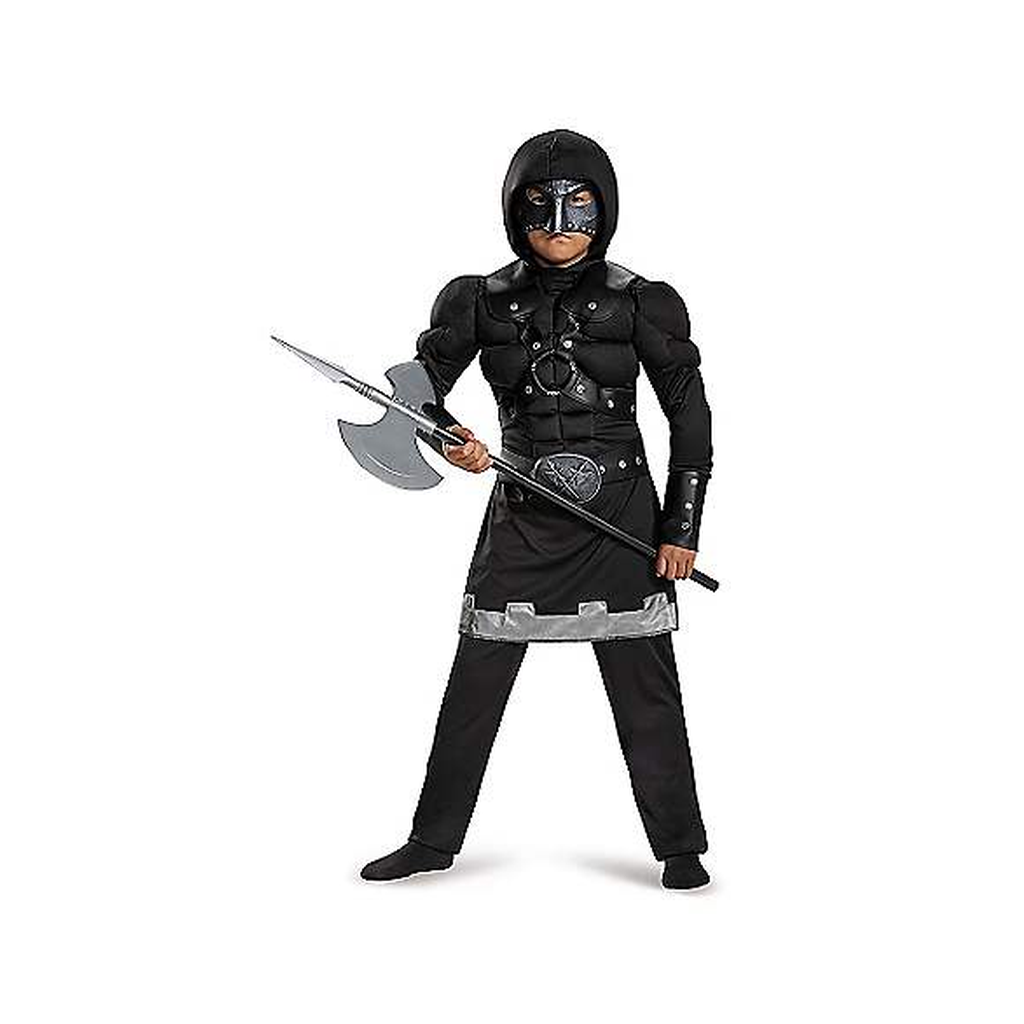 Kids Muscle Executioner Costume