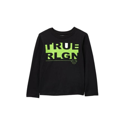 TR Block Long Sleeve Tee