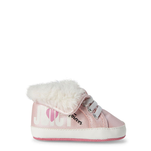 Pink Baby La Palma Slip-On Sneakers