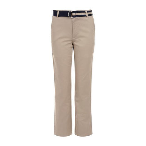 Logan Belted Twill Pant