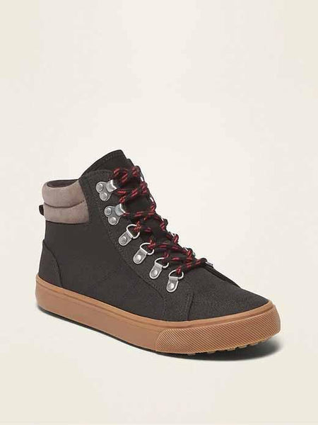 Nylon Hybrid Hiker Boots for Boys