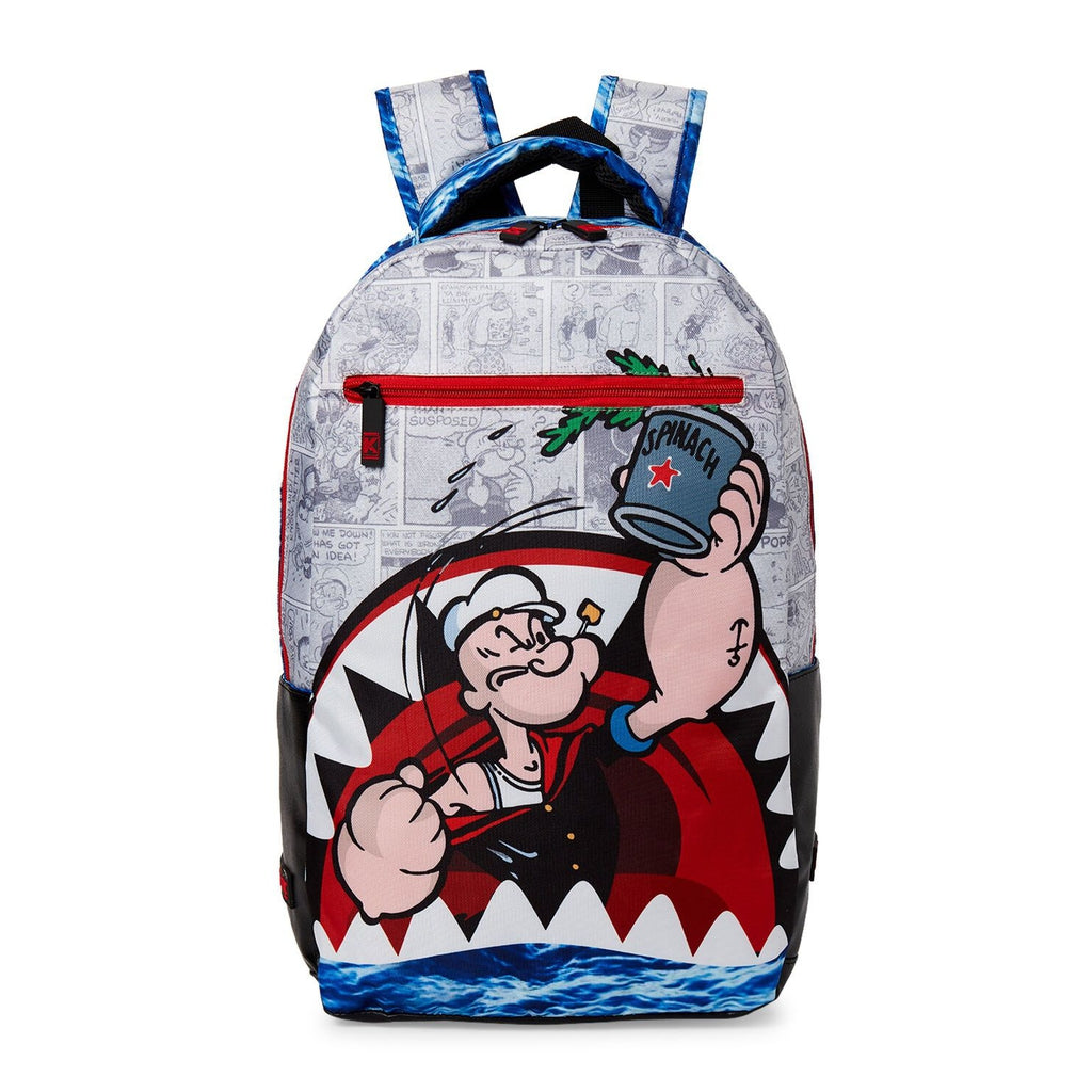 Popeye & Shark Backpack