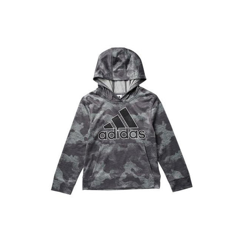 Running Camo Pullover Sweater
