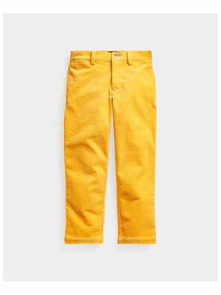 Slim Fit Stretch Corduroy Pant