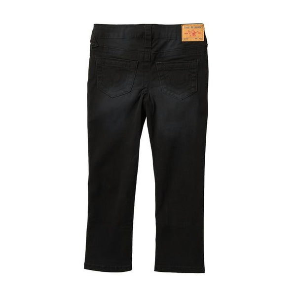 Slim Single End Jeans