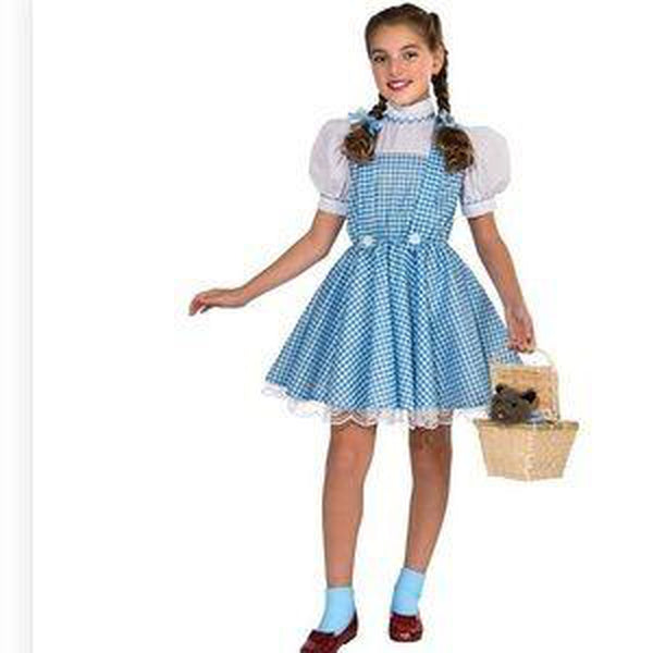 The Wizard of Oz Girls' Dorothy Costume