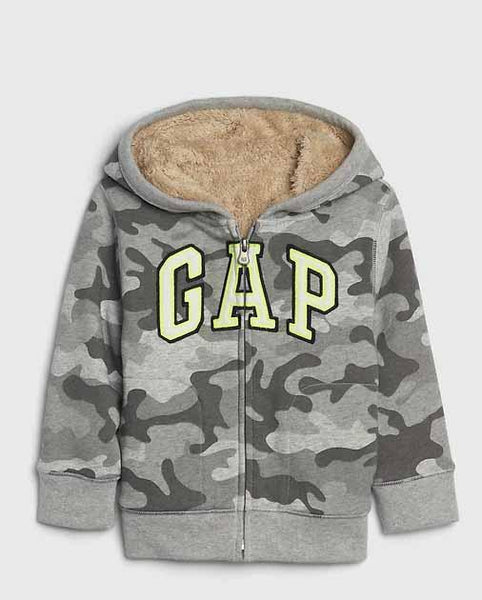 Toddler Gap Logo Cozy Sweatshirt