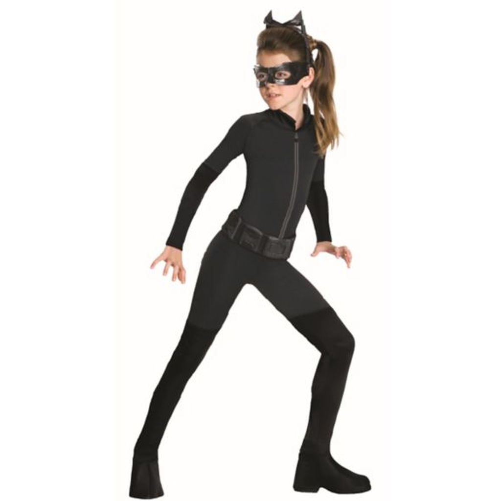 Tween Catwoman Costume - Batman